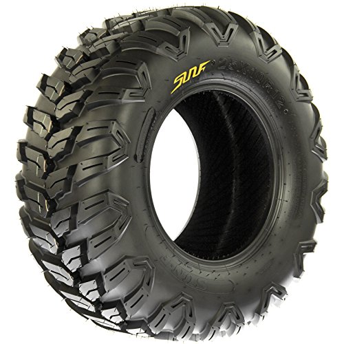 SunF A043 Sport-Performance XC ATV/UTV Off-Road RADIAL Tire - 26x11R14 (6-Ply Rated) by SunF (Image #9)