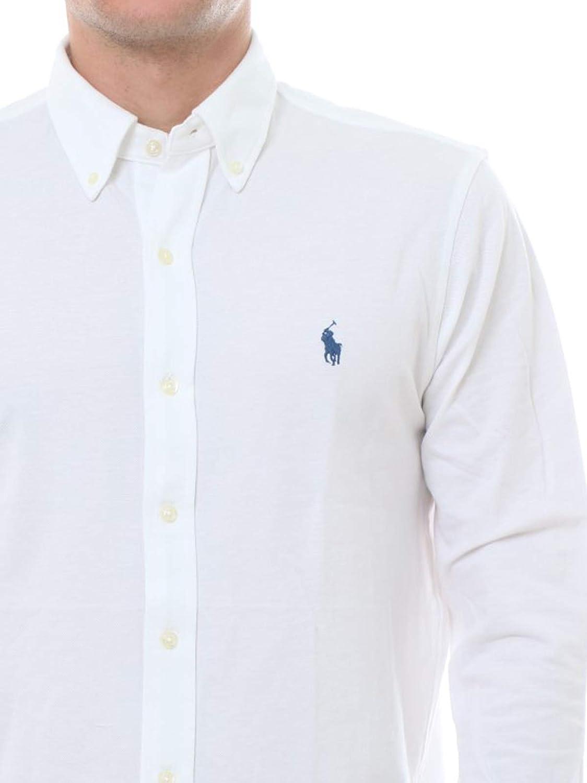 Polo Ralph Lauren Featherweight Mesh Camisa Casual para ...