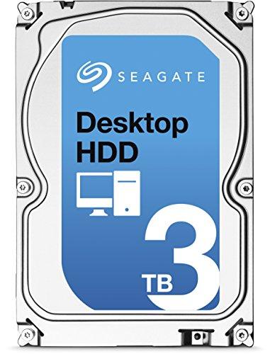 Seagate Desktop HDD 3 TB; interne Festplatte; 3.5