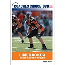 Linebacker Drills and Techniques by Robin Ross