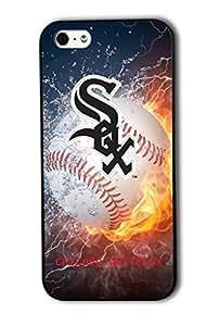 Diy Phone Custom Forever MLB Chicago White Sox Team For Ipod Touch 4 Case Cover