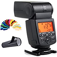 Yongnuo YN568EX II TTL HSS Wireless Flash Speedlite for Canon 1100D,1000D,650D,600D,550D,500D,450D,400D,350D,300D