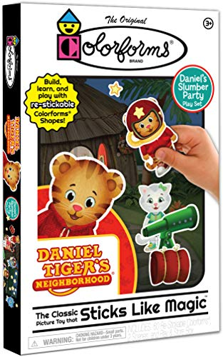 Colorforms Playset - Daniel Tiger