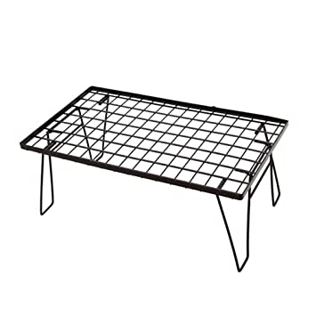 Mini Klapptisch.Gimitunus Outdoor Camping Mini Klapptisch Schwarz Net Tisch