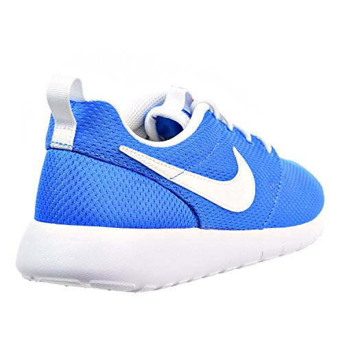 Unisex safety One da blue Scarpe Gs orange white Ginnastica photo Roshe Bambino Nike nYqwSg1S