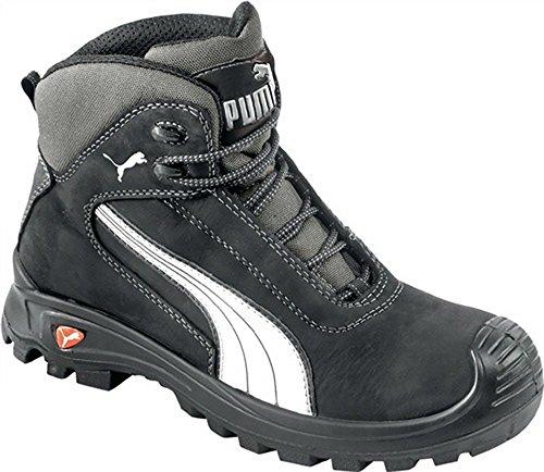 Chaussures de sécurité en 20345S3HRO SRC Cascades Mid Taille 47cuir de vachette