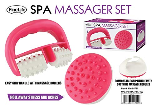 Max Sales Group SPA Massager Set