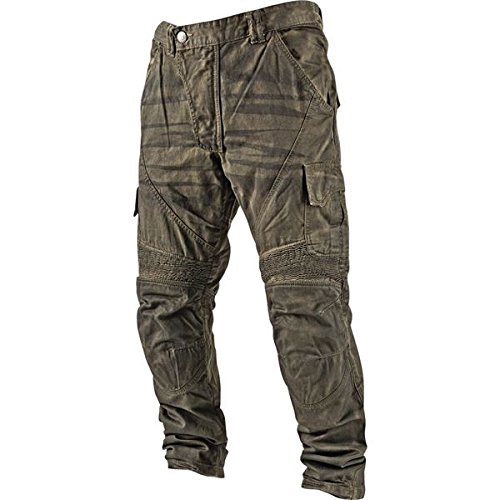 Speed and Strength Men's Dogs of War Olive Pants, 32X34 ()