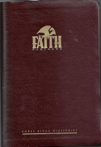 The New Open Bible - New King James Version - Large Print Edition - Burgundy Bonded Leather