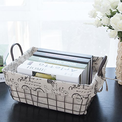 Display Storage Basket Container Decorative