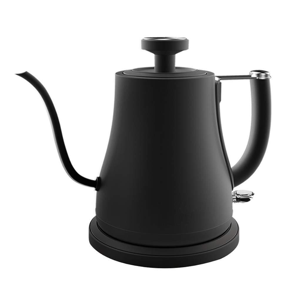 【最安値挑戦!】 Yalztc-zyq16 電気ポットヒーター、コーヒーメーカー、自動閉口および煮沸乾燥防止、黒   B07QNF1CDV, ナカノク 6694b192