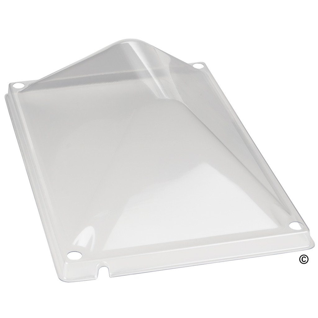 RentACoop Chick Brooder Heating Plate Cover 60cm x 40cm - A Safe Alternative to the Heat Bulb Lamp 540206