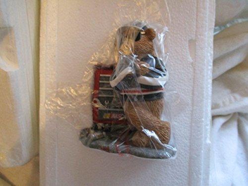 200l Good OLE Bears Dle Earnhardt Ceramic Figurine Fan Collectable