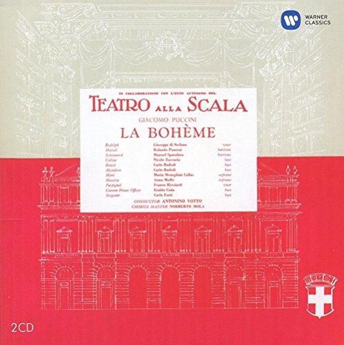 Maria Callas Remastered - Puccini: La boheme (1956)