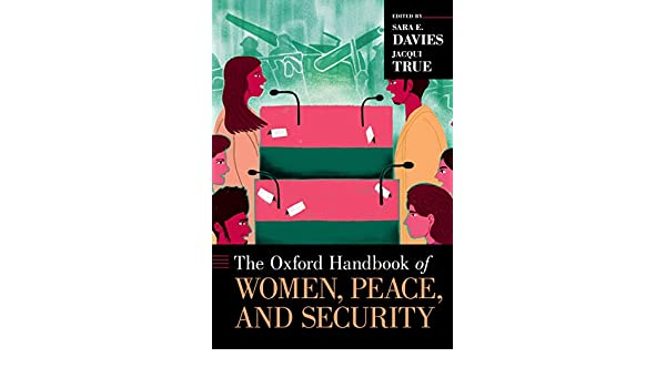 and Security Peace The Oxford Handbook of Women