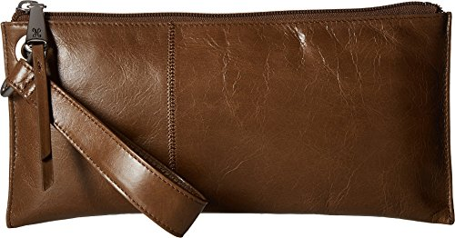 Hobo Womens Leather Vintage Vida Clutch Wallet (Mink) by HOBO