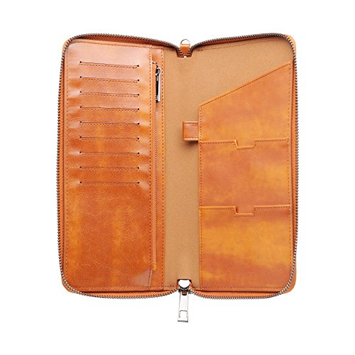 Gallaway Leather Passport Passports Organizer product image