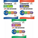 Physics, Chemistry & Mathematics Topic-Wise & Chapter-wise DPP (Daily Practice Problem) Sheets for JEE Advanced
