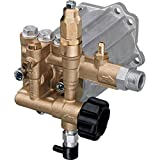 Annovi Reverberi Pressure Washer Replacement Pump, 2.5 Max GPM, 3000 PSI, RMV25G30D-PKG, Standard Start Package