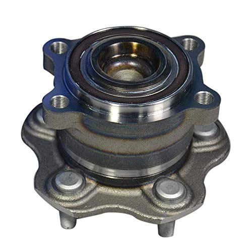 (GSP 533389 Axle Bearing and Hub Assembly - Left or Right Rear (Driver or Passenger Side))
