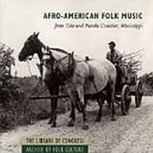 Afro-American Folk Music From Tate & Pan