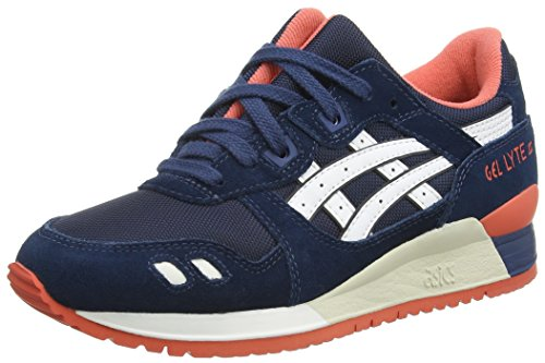 Asics Adulte Mixte Basses III Sneakers Gel Lyte rqB7r8