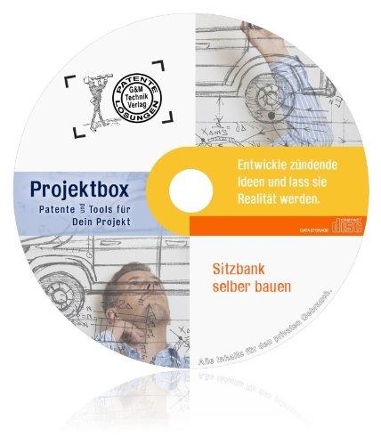 Sitzbank Selber Bauen: Deine Projektbox Inkl. 1556 Seiten Original Patente  Bringt Dich Mit Spaß Ans Ziel!: Amazon.de: Software