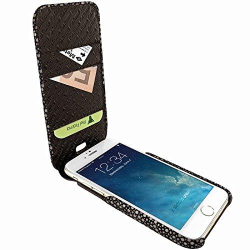Piel Frama U7 60MRC Etui souple en cuir pour iPhone 7 Pastenague Marron