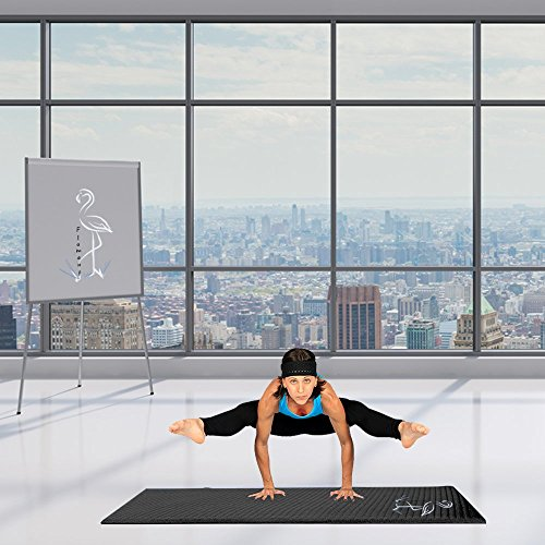 Pilates Mat Workout At Home: Best Premium Thick Exercise Mat