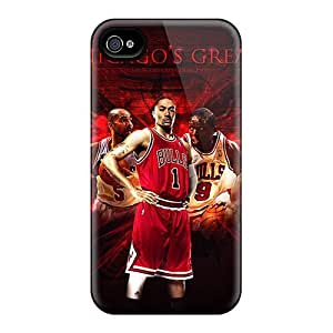 Iphone 6plus GWd18395Dlkb Support Personal Customs Attractive Chicago Bulls Pattern Excellent Hard Cell-phone Cases -MansourMurray