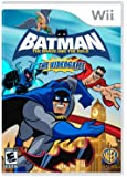 Batman: The Brave and the Bold - Nintendo Wii