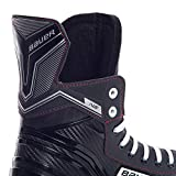Bauer  NS Skate Senior, Black, 9 R