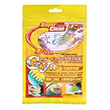 Zouvo Keyboard Dust Cleaning Gel Compound Super Cleaner Wiper Slimy Gel for Computer Keyboards, Mobile Phones, Printers, Fan, Calculators