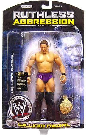 (WWE Ruthless Aggression Series 26: William Regal)