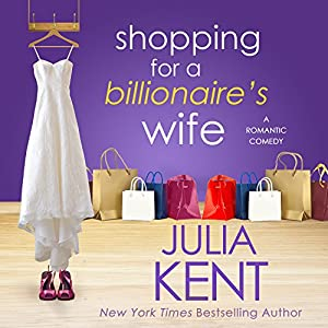 Shopping for a Billionaire's Wife Audiobook