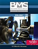 Building Math Skills Online for Machine Technology Printed Access Card, Delmar, 1133600085