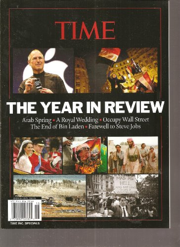 Time The Year In Review 2011 (Time)