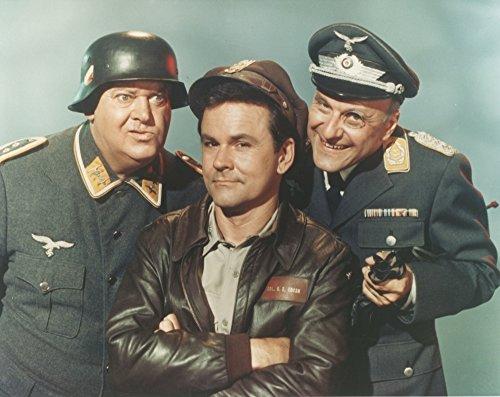 (Hogans Heroes Portrait in Army Uniform Photo Print (10 x 8))