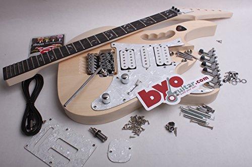 JEM Style Electric Guitar Kit