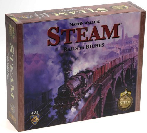 s Board Game (Steam Rails)