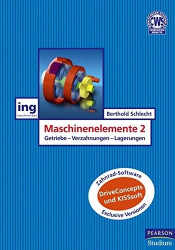 maschinenelemente-2-getriebe-verzahnungen-und-lagerungen-pearson-studium-maschinenbau-german-edition