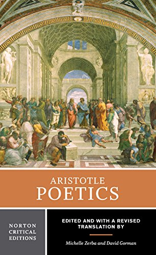 Poetics (First Edition) (Norton Critical Editions)