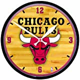 NBA Chicago Bulls Round Clock
