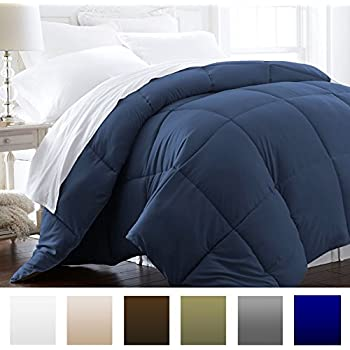 beckham hotel collection series lightweight luxury goose down alternative comforter hotel quality