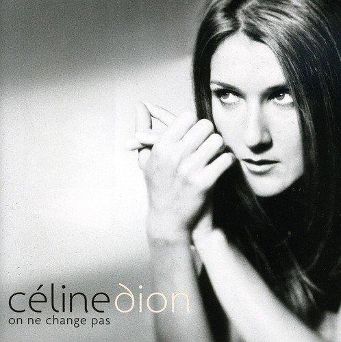 CD : Celine Dion - On Ne Change Pas (CD)