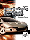 img - for Automotive Steering, Suspension, and Wheel Alignment Package (3rd Edition) book / textbook / text book