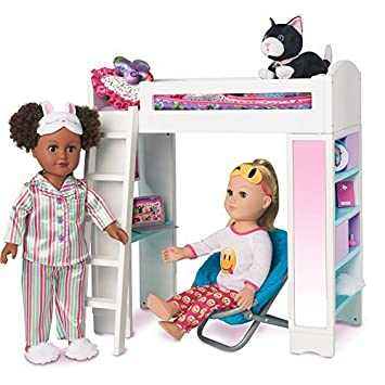 My Life As Loft Bed Furniture For Doll By Mylife Brand Products