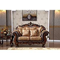 Meridian Furniture Seville Upholstered Loveseat