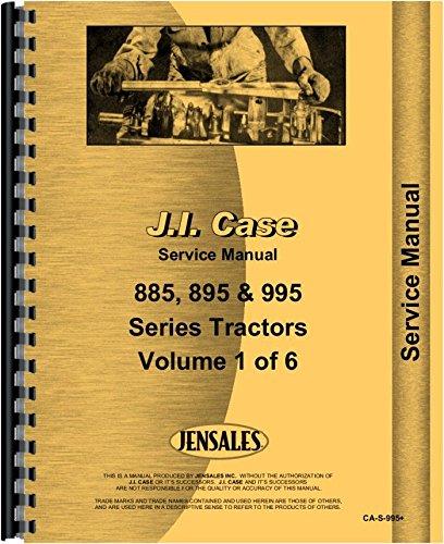 Case-IH 785 795 885 895 995 Tractor Service Manual (CA-S-995+) ebook