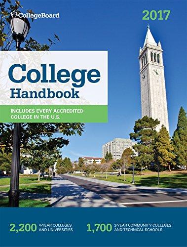 College Handbook 2017 (College Board College Handbook)